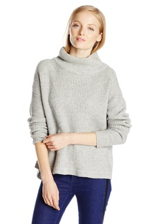 French Connection Women's Honeycomb Stitch Sweater