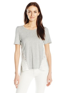French Connection Women's Hopper Lace Top  M
