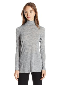French Connection Women's Jimmy Luxe Longsleeve High Neck Top