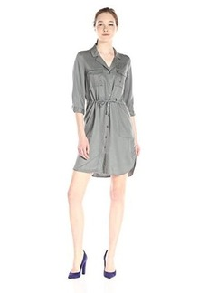 French Connection Women's Kruger Tencel Dress