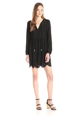 French Connection Women's Laser Lace Dress