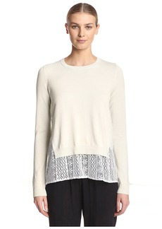 French Connection Women's Layered Top  M
