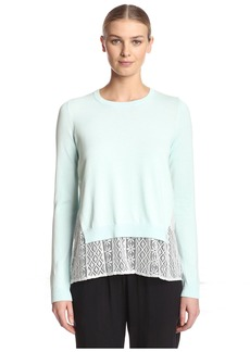 French Connection Women's Layered Top  S
