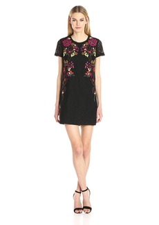 French Connection Women's Legerie Lace Dress