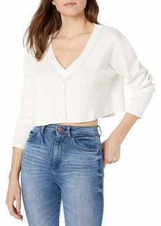 French Connection Women's Leona Cropped Sweater