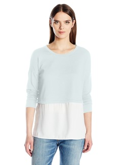 French Connection Women's Lerato Jersey Top  L
