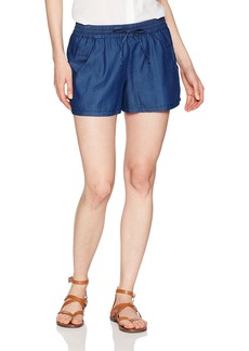 French Connection Women's Little Venice Chambray Shorts