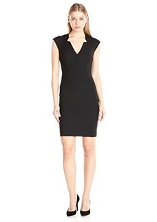 French Connection Women's Lolo Stretch Dress