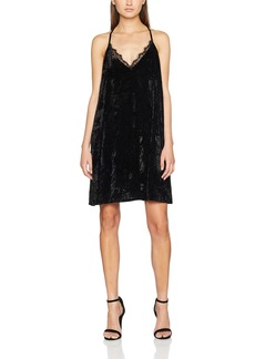 French Connection Women's Lorraine Velvet Dress
