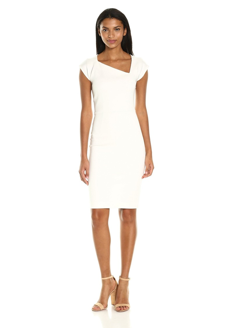 2d67c47424a French Connection French Connection Women's Lula Stretch Slash Neck ...