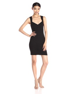 French Connection Women's Lula Stretch Sleeveless Dress