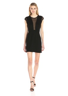 French Connection Women's Marie Chiffon Dress