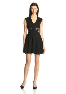 French Connection Women's Marie Stretch Sleeveless Dress