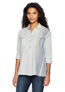 French Connection Women's Maryann Stripe Top Multi