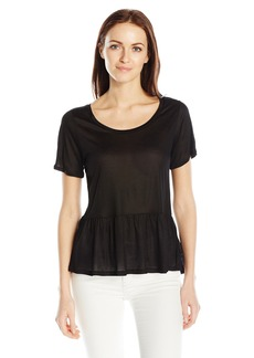 French Connection Women's Mercerised Jersey Top  M
