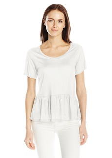 French Connection Women's Mercerised Jersey Top  S