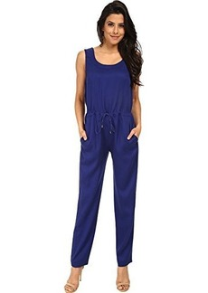 French Connection Women's Miami Drape Jumpsuit