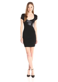 French Connection Women's Midnight Wrap Dress