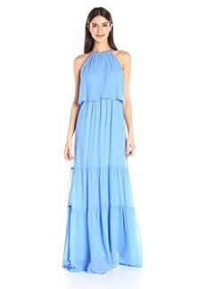 French Connection Women's Midsummer Dream Halter Maxi Dress