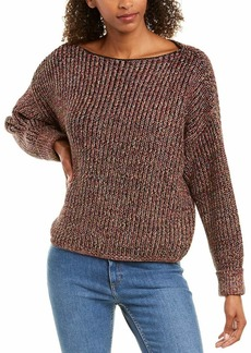 French Connection Women's Millie Mozart Solid Knits Cotton Sweaters  M