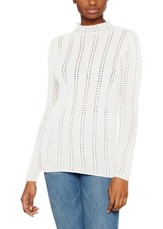 French Connection Women's Mozart Ladder Knits Sweater  S