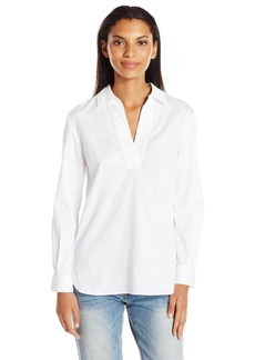 French Connection Women's Oldenburg Stitch Shirt