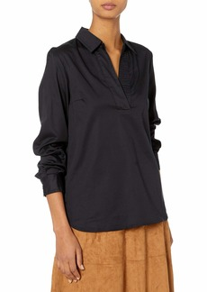 French Connection Women's Oldenburg Stitch Top
