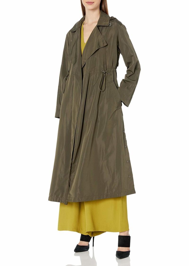 French Connection Women's Packaway Mac Coat  L