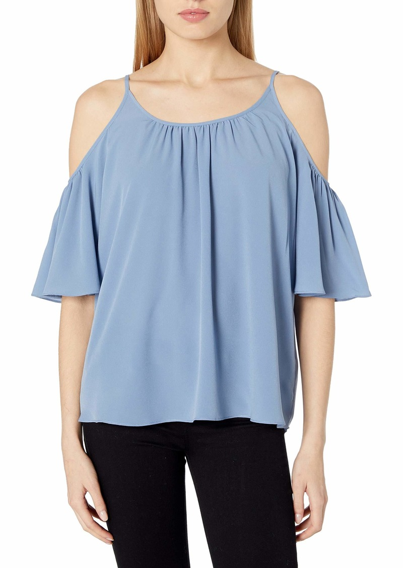 French Connection Womens Pom Polly Top