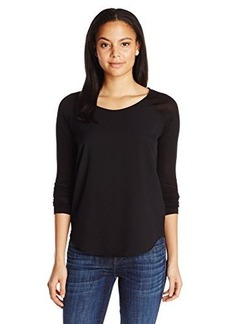 French Connection Women's Polly Plains L/s Top