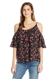 French Connection Women's Polly Plains Top  M