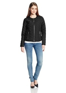 French Connection Women's Quilted Jacket