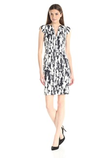 French Connection Women's Record Ripple Dress
