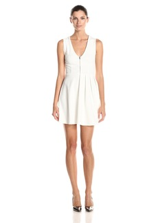 French Connection Women's Rocky Mountain Sleeveless Fit-and-Flare Dress