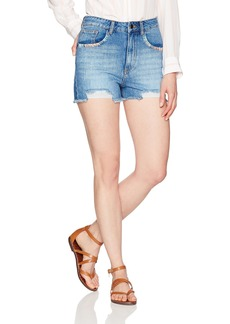 French Connection Women's Rufaro Denim Shorts
