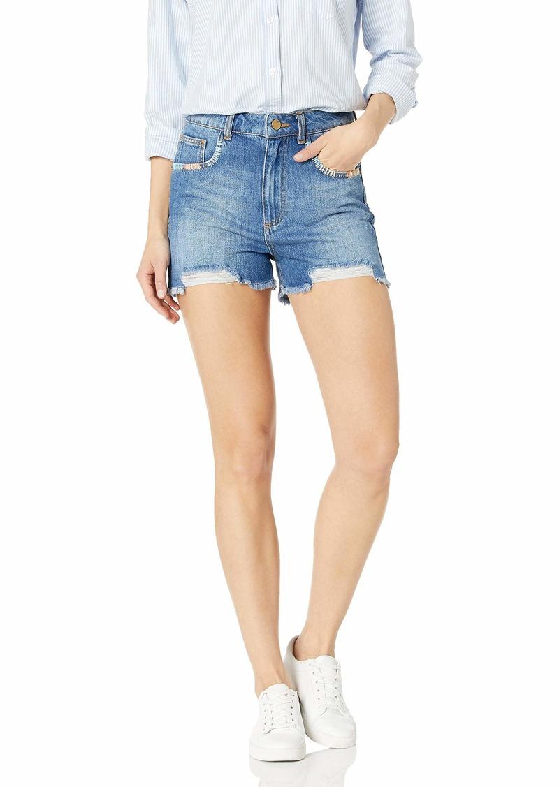 French Connection Women's Rufaro Denim Shorts