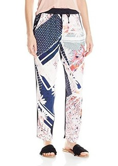 French Connection Women's Samba Avenue Drape Pants