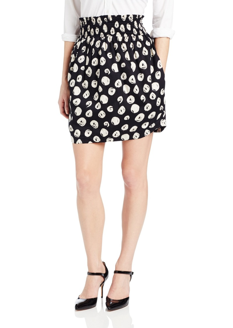 French Connection Women's Saturn Spot Skirt