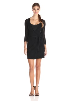 French Connection Women's Scalloped Danni L/s Dress