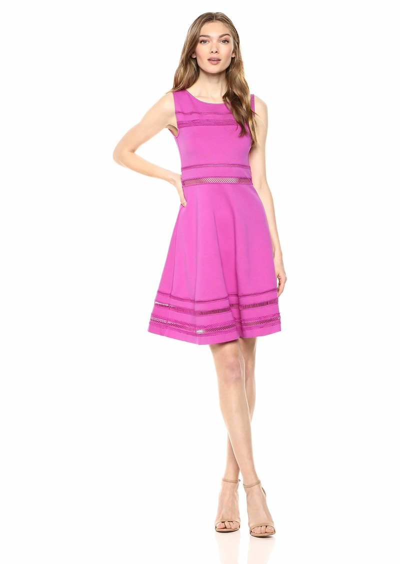 French Connection Women's Scille Sleeveless Lula Jersey Dress