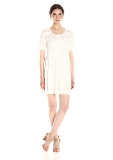 French Connection Women's Shannon Stitch Dress  M