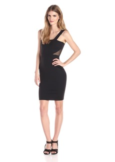 French Connection Women's Sicily Scuba Fitted Dress