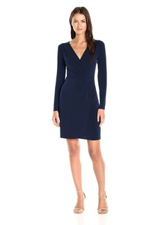 French Connection Women's Slinky Wrap Dress