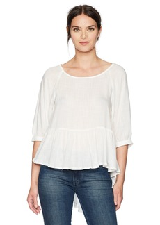 French Connection Women's Summer Slub Top