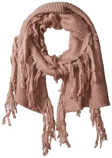 French Connection Women's Soft Knit Vera Scarf