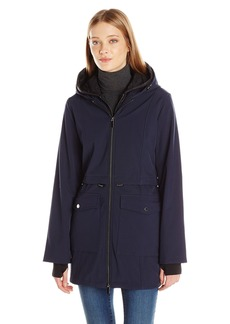 French Connection Women's Softshell Anorak With Detachable Vest  XS