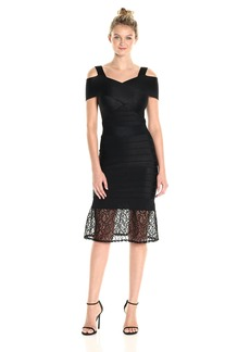French Connection Women's Solar Spotlight Dress