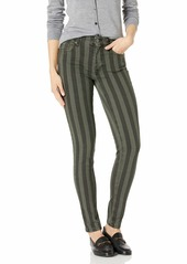 French Connection Women's Stripey Stretch Denim Jeans