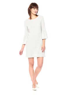 French Connection Women's Sudan Solid Ribbed Mini Dress  4