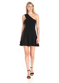 French Connection Women's Summer Whisper Light One Shoulder Dress